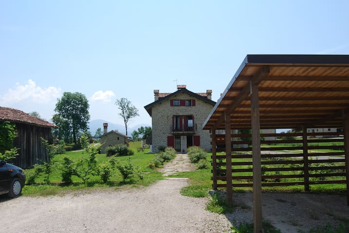 Casetta Garzi ,  Belluno