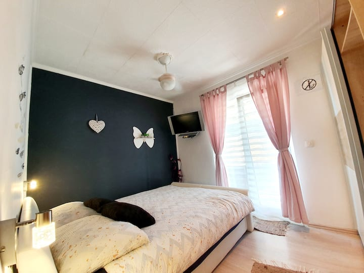 ♡♡♡ Lovely Room with terrace in Rovinj ♡♡♡