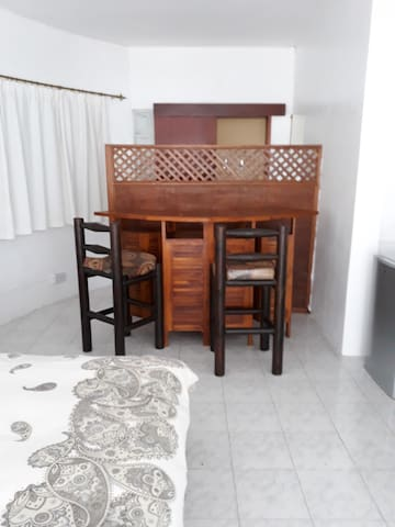 Apartment approx, 5 minutes from the beach