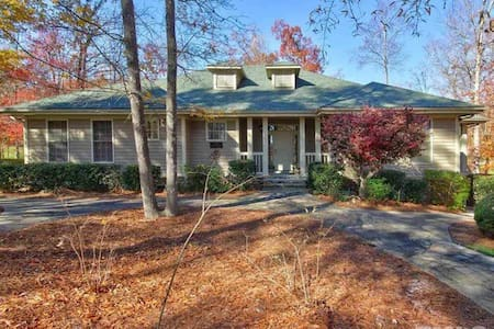 Over 2000 sq.ft. in a luxurious setting! - Chapel Hill - Haus