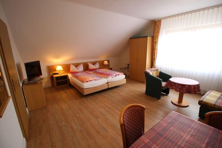 Appartements Leibold (Volkach), Appartement 2 mit kostenlosem Wlan