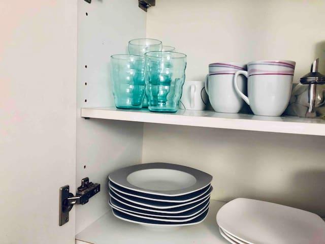 Kücheninventar
