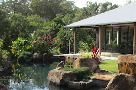 HIDDEN VALLEY GUESTHOUSE, BYRON BAY - Coopers Shoot - Rumah Tamu