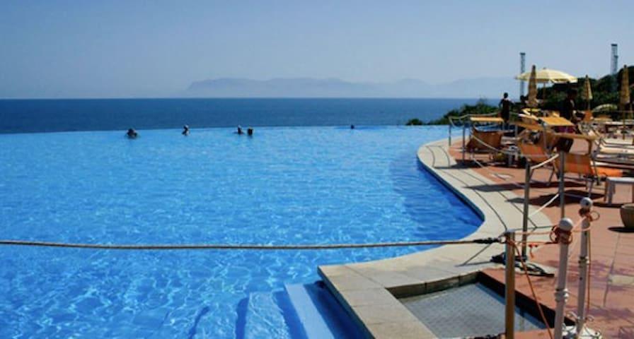 Appartamento 5 Persone Resort Calampiso - Province of Trapani - Lejlighed
