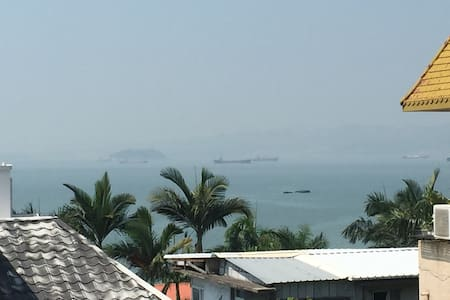 海景家庭套间 SEAVIEW-珍藏美景和故事的临海院墅 - Xiamen