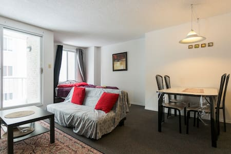 Gorgeous Apt in the Heart of Mtl - Montréal - Apartament