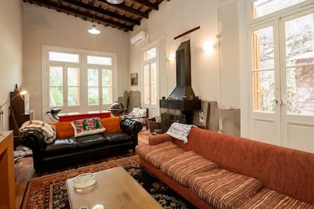 Habitación con baño privado en una vieja casona - 布宜諾斯艾利斯