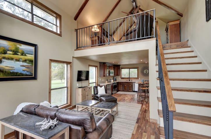 1 Bedroom loft beautifully restored