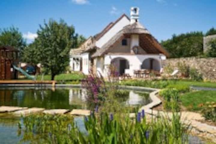 Authentic farmhouse in the Káli basin