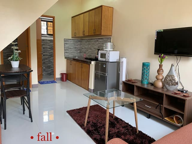 Four Seasons Apartment Lubao, 2BRs w/ WiFi- Unit 4