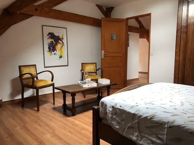 chambre 24 m2