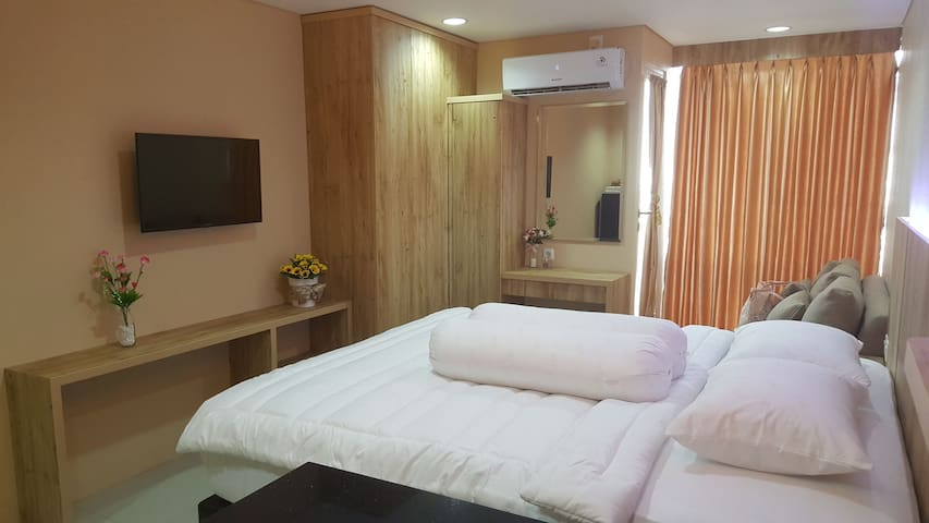 Cozy Room Near Simpang Lima