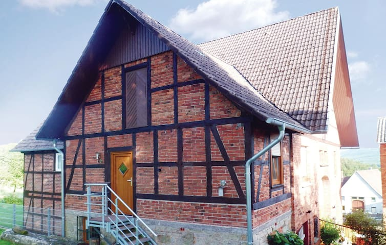 Holiday apartment with 2 bedrooms on 82 m² in Lügde