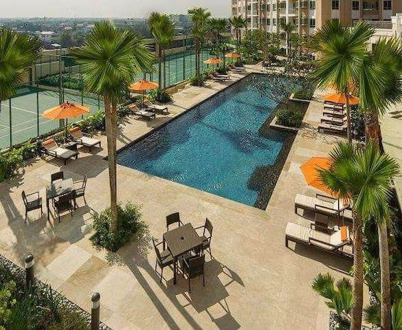 Resort-like Staycation at the heart of the City