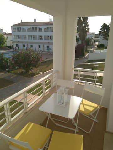 Apartamento encanto Calan blanes Ciudadela Menorca