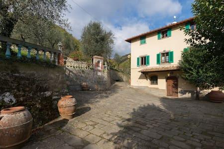 VILLA. Amazing Tuscan Farmhouse apartment. - Figline Valdarno - Pis