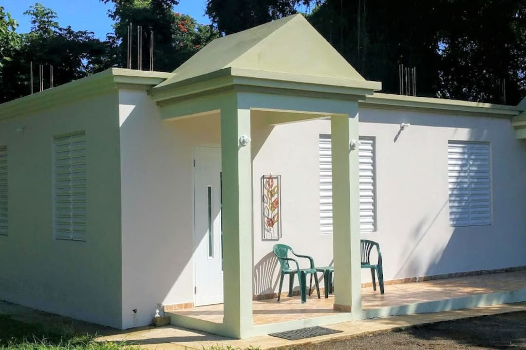 Beach House For Rent In Isabela Puerto Rico