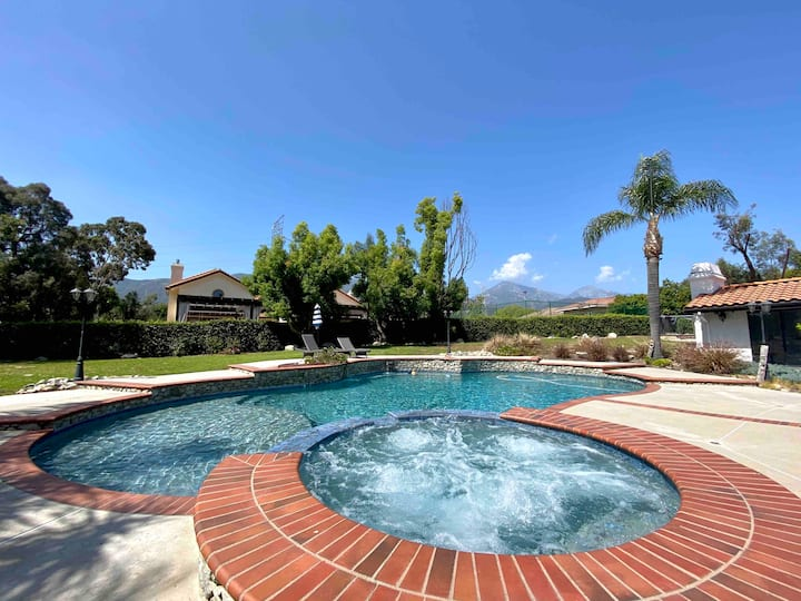 Claremont Luxury Villas/5Bdrm+3LVR (Monthly rent)