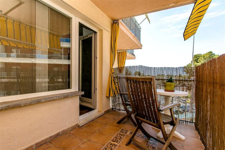 30. Acogedor apartamento en El Arenal - Llucmajor - Apartment