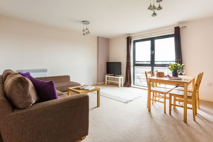 Brilliant 2BR Flat in East London