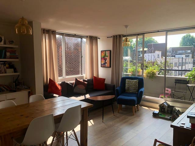 Family friendly apartment in Central London