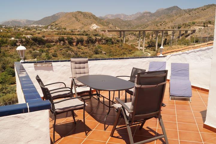 Our Spanish Paradise in Nerja - Costa del Sol