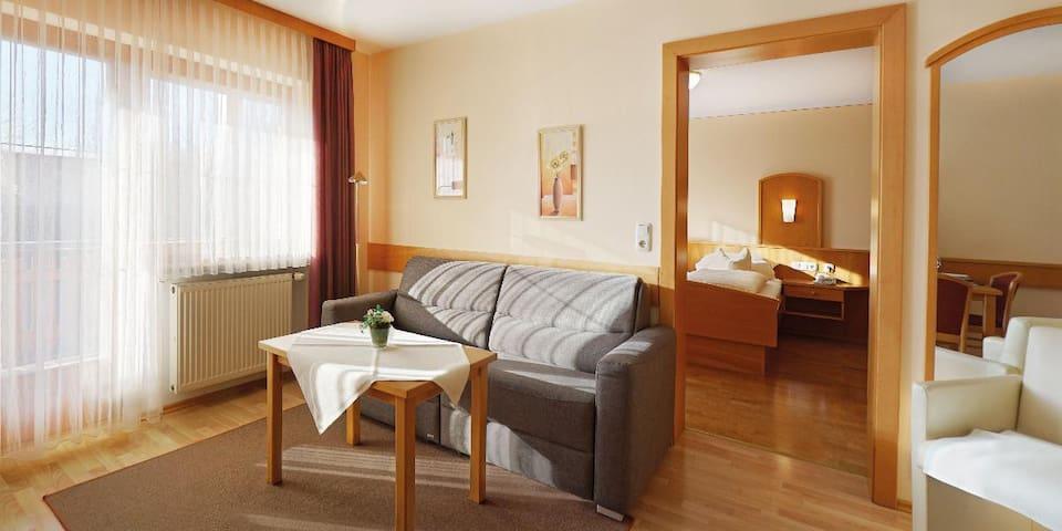 Appartementhaus Safferstetten (Bad Füssing), 2-Raum Appartement mit kostenfreier WLAN- Nutzung
