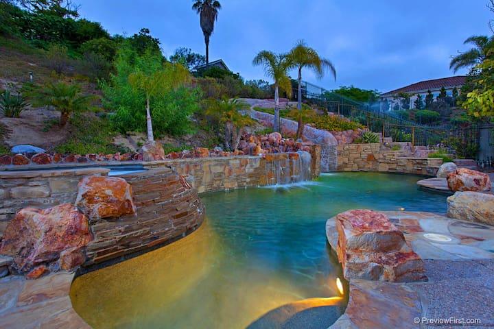Aviara Pool Home with A/C, Close to Beach