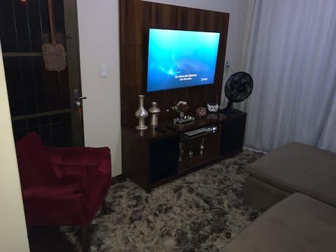 Casa aconchegante e confortável !!