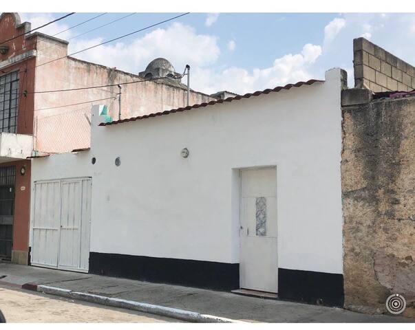 La casa de don Juan