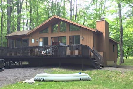The Pine Cone Cabin
