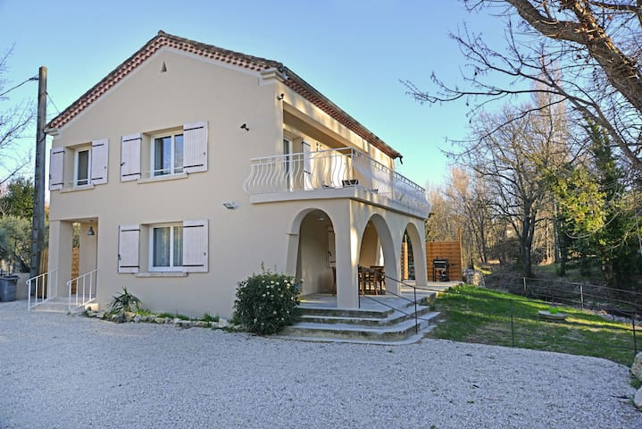 River Corner House Mazan Provence from 4 to 10pers - Mazan - Villa