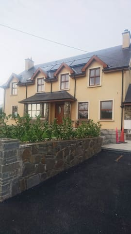 Bright, comfortable room 1 - Cratloe - Rumah