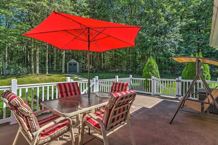 NEW! Serene 1BR Orchard Park Apartment w/ Patio!