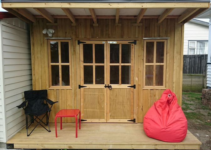 Waterview - Private Cabin, Close to City and Beach - Auckland - Blockhütte