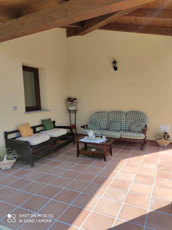 Roby's house, vivi la vacanza in relax (2L)