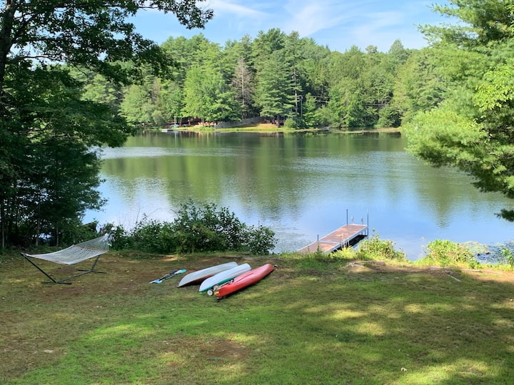 Peaceful River House - 30 minutes from Portland!