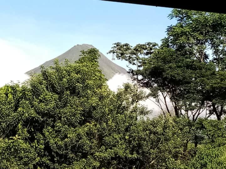 Apartamento con vista al Volcan #4