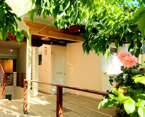 2Athens Airport room 7 minutes& low cost transfer