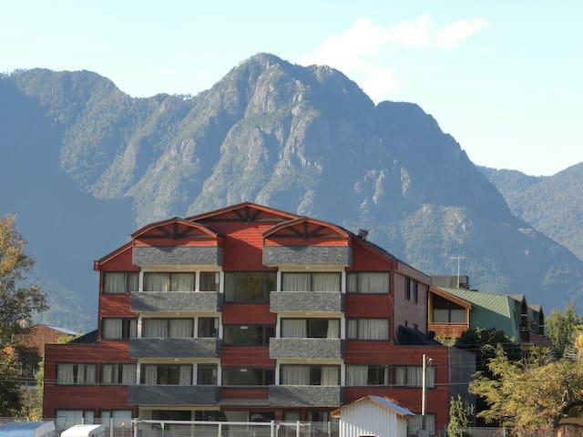 Pucon Departamento Nuevo Central 31 - Pucon - Appartement