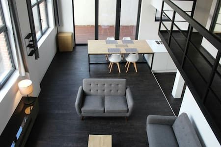 BRAND NEW LOFT in Ypres city centre
