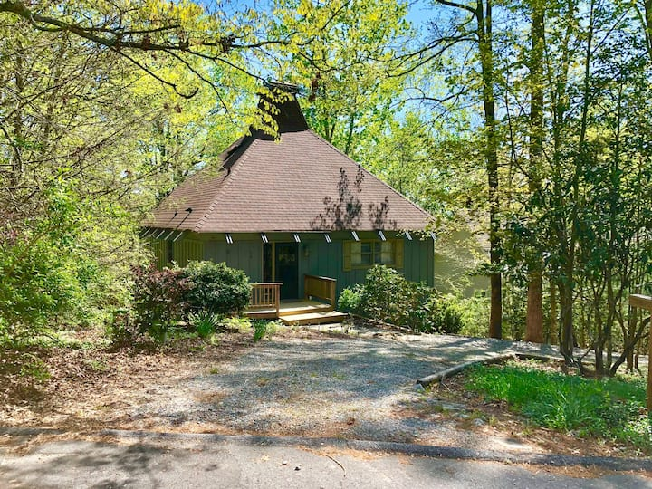 2 BR with Loft Home in Connestee Falls   BLUE SKY COTTAGE