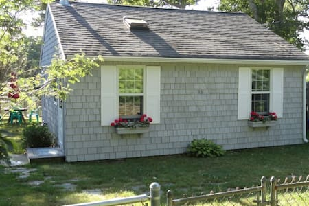 """Cozy Cottage"" on Great Bay - Falmouth - Rumah"