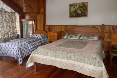 Confortable guest room in town