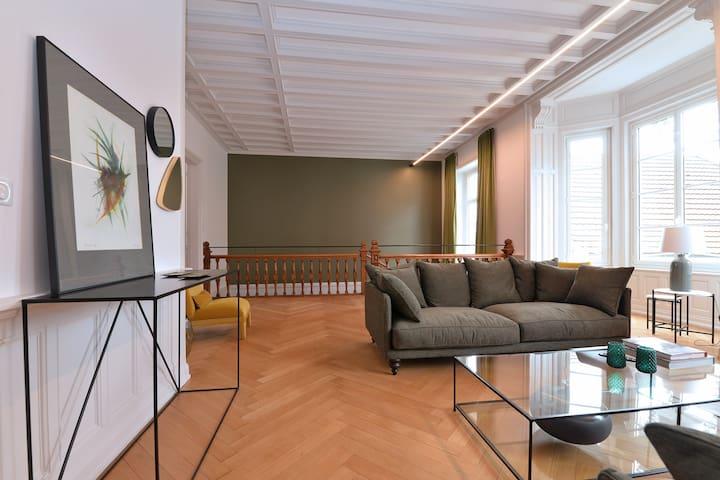"""Charmant appartement""""Cachemire""""au cœur de l'Alsace"""