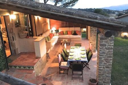 House: Choco, Begur, Costa Brava, Girona. - 貝格(Begur) - 獨棟