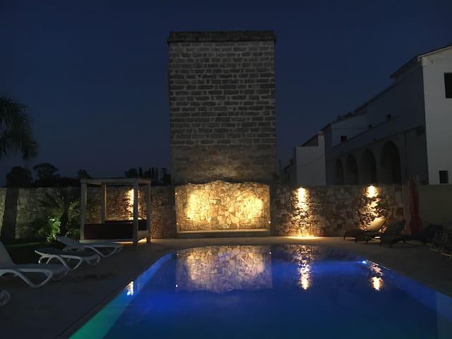 Casalesalento (Rooms) relax and sea