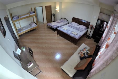 PARB: 1-Bedroom Apartment (with aircon)