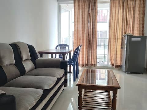 Lovely Peaceful 1bhk fully furnished apartment in 6th floor