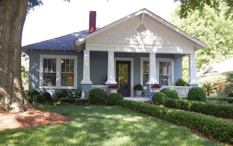 Charming, PET FRIENDLY, Bungalow in West Midtown